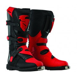 Buty Thor BLITZ MX BLACK/RED JUNIOR