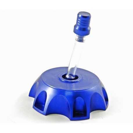 Korek zbiornika paliwa + odpowietrznik(niebieski)