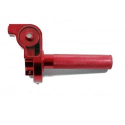 Rolgaz aluminiowy czerwony