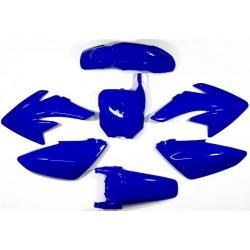 Plastiki CRF70 style (niebieskie)