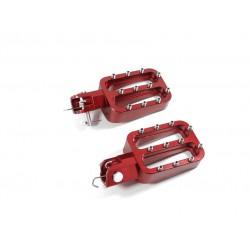 Podnóżki CNC (czerwone)