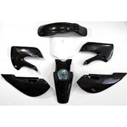 Plastiki KLX (czarne)
