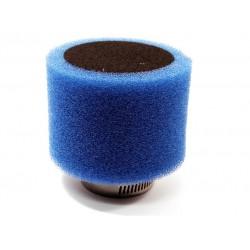 Filtr powietrza 38mm prosty /niebieski/