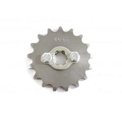 Zębatka 17T - 420 MRF140