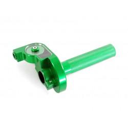 Rolgaz aluminiowy zielony / krótki