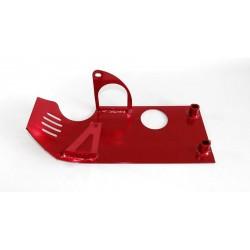 Osłona pod silniki (czerwona) mod2