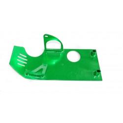 Osłona pod silniki (zielona) mod2