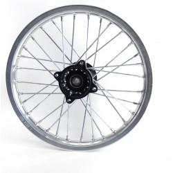 FELGA 14 PRZÓD 1.6x14' /aluminiowa srebrna/