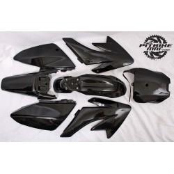Plastiki CRF70 style czarne