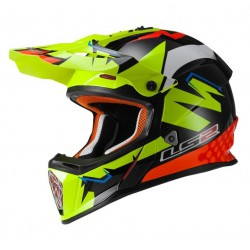 Kask LS2 MX437 FAST STRONG S