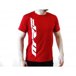 T-shirt czerwony PITBIKE MRF