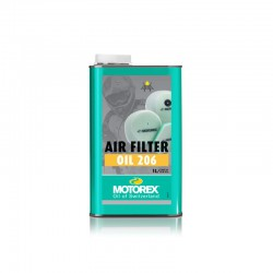 MOTOREX OLEJ DO FILTRÓW AIR FILTER 206 1L