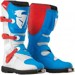 Buty Thor Blitz MX RED/BLUE SENIOR