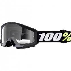 GOGLE 100% THE STRATA MINI BLACK
