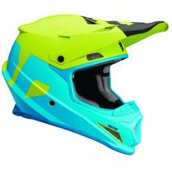 KASK THOR SECTOR LEVEL 8 BLUE/LIME