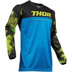 BLUZA THOR S19Y PULSE AIR ACID JUNIOR
