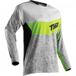 BLUZA THOR FUSE S18S HIGHTIDE GRAY
