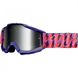 100% Youth Accuri JR Goggle + Mirror Lens-Sultan