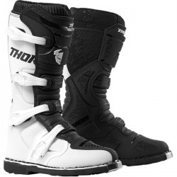 Buty Thor Blitz XP MX White/Black