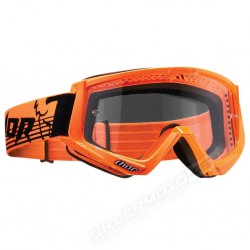 Gogle Thor Conquer Black/Orange