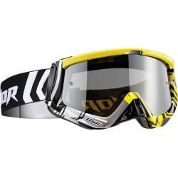 Gogle THOR SNIPER GEO Yellow/Black