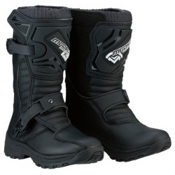 BUTY MOOSE RACING 1.3 BLACK JUNIOR