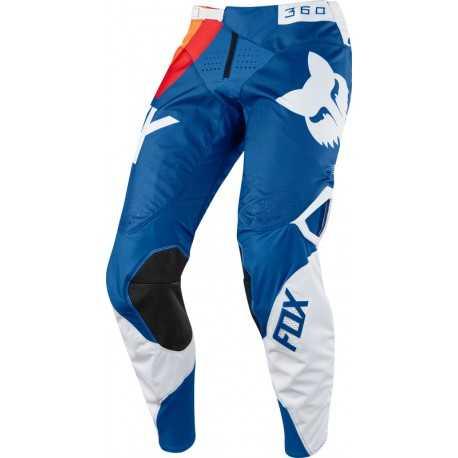 Spodnie FOX 360 DRAFTR BLUE