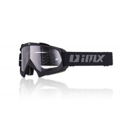 GOGLE IMX MUD BLACK MATT