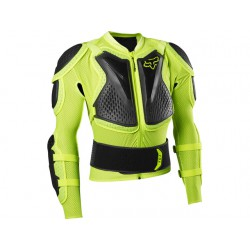 Zbroja FOX TITAN SPORT FLO YELLOW