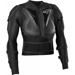Zbroja FOX TITAN SPORT BLACK JUNIOR