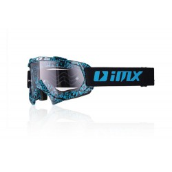 GOGLE IMX MUD GRAPHIC BLUE/BLACK