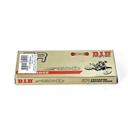Łańcuch DID 420 NZ3 110L złoty