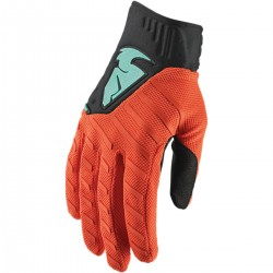 Rękawice THOR REBOUND S9  RED ORANGE/BLACK