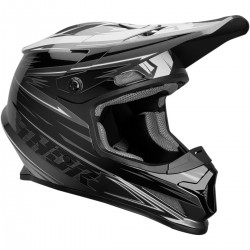 Kask Thor SECTOR WARP CH/BK