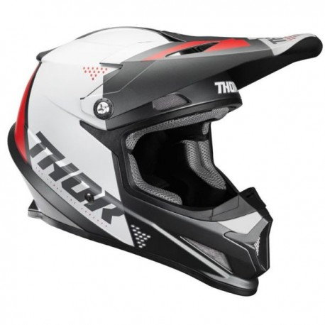 Kask Thor SECTOR BLADE CH/WH