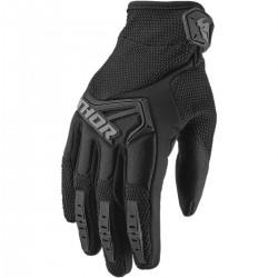 Rękawiczki THOR YOUTH SPECTRUM S9Y BLACK