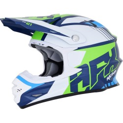 Kask FX-21 PINNED BLUE/GREEN/WHITE