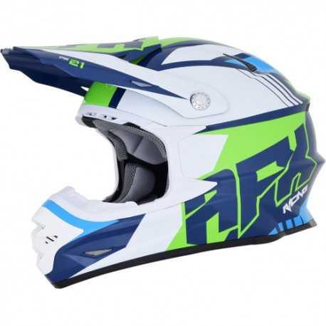 Kask FX-21 PINNED BLUE/GREEN/WHITE