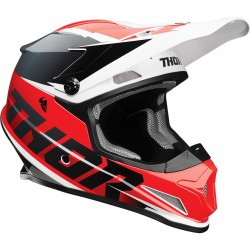 Kask THOR SECTR FADER RD/BK