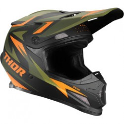 Kask THOR SCT WARSHIP GN/OR