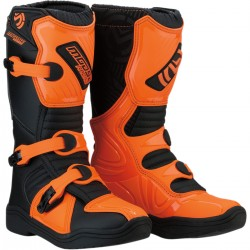 Buty MOOSE YOUTH M1.3™ S18Y ORANGE/BLACK