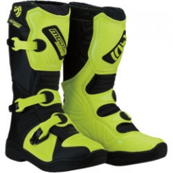 Buty MOOSE YOUTH M1.3™ S18Y HI-VIZ YELLOW/BLACK