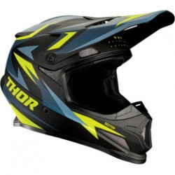 Kask  THOR SCT WARSHIP BL/AC