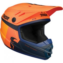 Kask  THOR  YT SCT RACR OR/MN