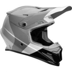 Kask THOR SECTOR™ BOMBER MIPS CHARCOAL/WHITE