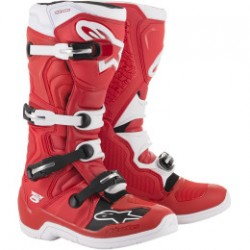 Buty  ALPINESTARS  TECH 5 RED/WHITE