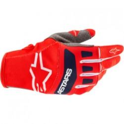 Rękawice  ALPINESTARS T-STAR RD/WT/BLU
