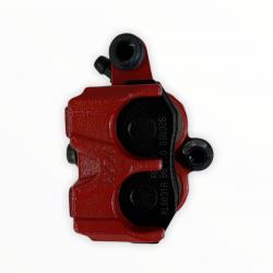Zacisk hamulca przedniego (duży) Czerwony