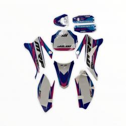 Okleina MRF TTR120 2018