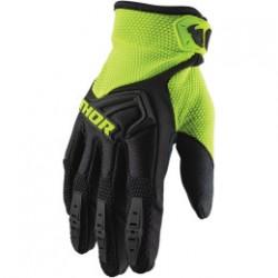 Rękawice THOR  S20Y SPECT BK/AC